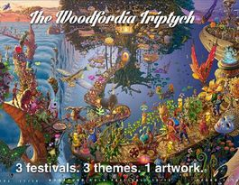 Woodford Folk Festival's three-year secret revealed